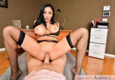 Porn stars: Audrey Bitoni , Dylan Snow