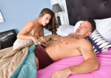 Porn stars: Lana Rhoades , Johnny Castle