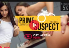 Prime suspect Nick Ross & Shrima Malati